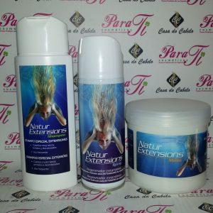 Shampoo 250ml Natur Extensions Capel-lo