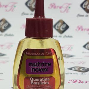 Sérum Novex Queratina Brasileira Absoluta 30ml Embelleze