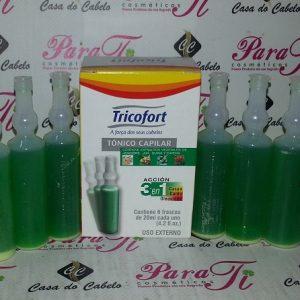 Tonico 3 em 1 2x20ml (Queda/Caspa/Oleosidade) Tricofort