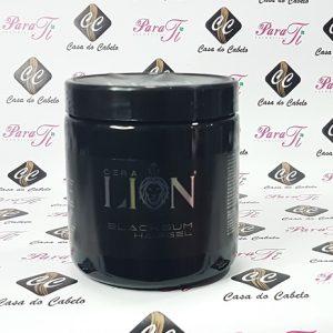 Gel Black 750ml Lion