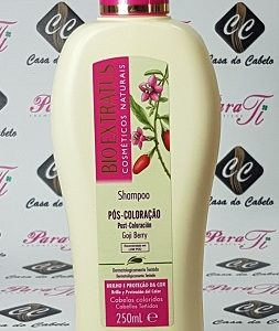 Shampoo Pós-Coloração 250ml pH 7,00  BioExtratus