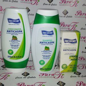 Anti-Caspa Tonico 2x25ml Tricofort