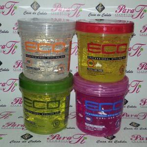 Gel Capilar 235ml Eco Gel  - Profissional Styling Gel