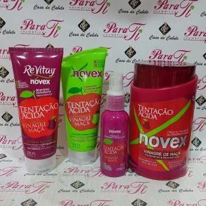 Shampoo Hidratante Reconstrutor Tentação Ácida 200ml Novex