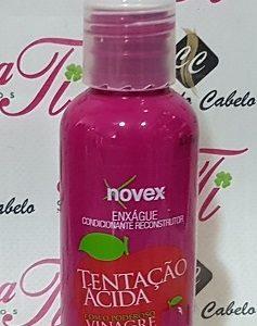 Spray Condicionante Tentação Ácida Vinagre de Maçã 120ml Novex