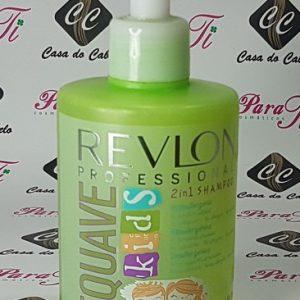 2 em 1 - Shampoo + Amaciador Equave 300ml