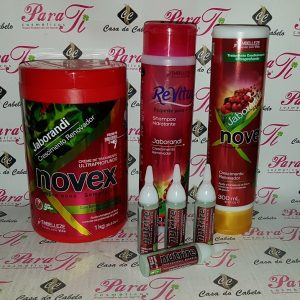 Shampoo Jaborandi  300ml Novex Embelleze