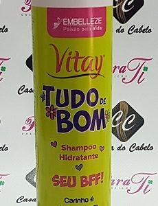 Shampoo Tudo De Bom 300ml Novex Embelleze