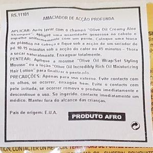 Condicionador Oliva Saqueta 51,7ml  ORS