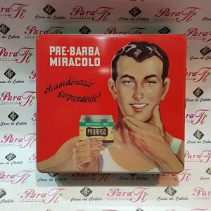 Kit Barbear Vintage Proraso (Pre-Barba Miracolo)