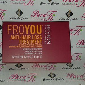Anti-Queda ProYou Anti-Hair ( 12 Ampolas 6ml )