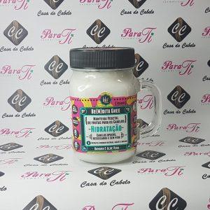 Manteiga Vegetal Hidratação Be(m)dita Ghee Lola pH 4.2