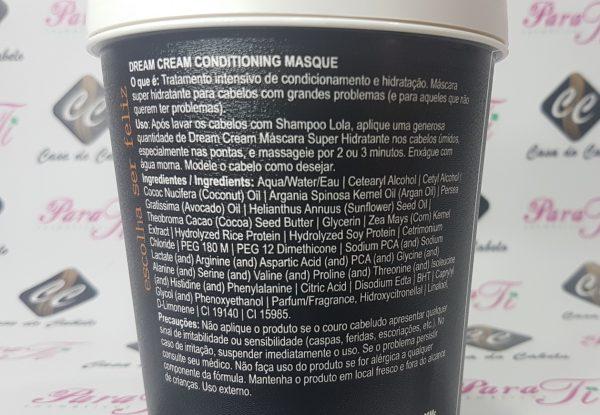 Dream Cream 450gr Lola pH4.4