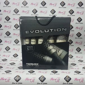Escovas Evolution Termix (Pack 5 Escovas)