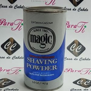 Pó Depilatório Barba Magic Regular 127gr Softsheen-Carson