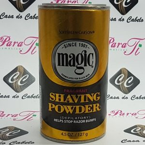 Pó Depilatório Barba Magic Fragrant 127gr Softsheen-Carson