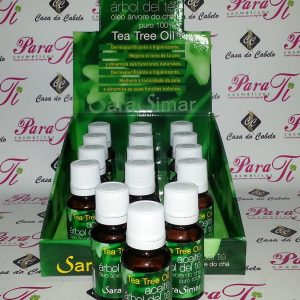 Tea Tree Oil (Óleo da Árvore do Chá) 15ml Sara Simar (9+3)