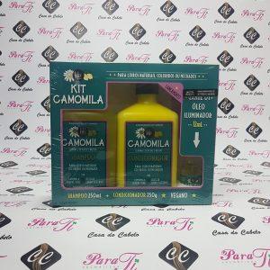 Kit Camomila Lola