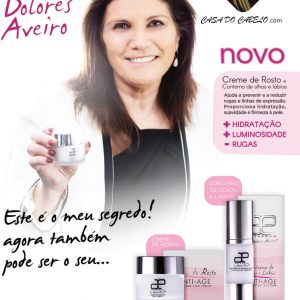Creme de Rosto Anti-Age Dolores Aveiro