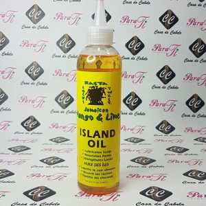 Óleo para Rastas 236ml - Mango e Lime Jamaican