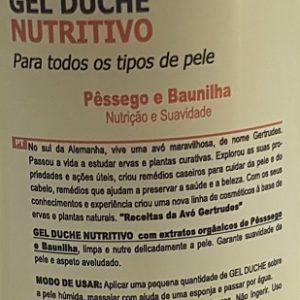 Gel Duche Nutritivo 500ml Oma Gestrude ( Reischhaltinges Duschgel )