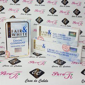 Sabonete Aclarante 200gr Fair e White