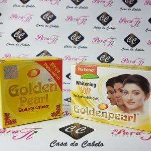 Sabonete Aclarante 100gr Golden Pearl