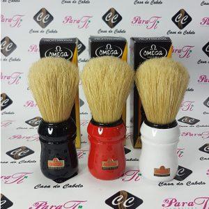 Pincel De Barbear Ômega