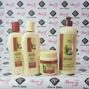 Humectante Shampoo Bioextratus pH6.0