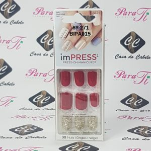 IMPRESS NAIL  - Lisas Com Brilho