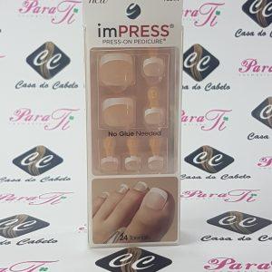IMPRESS NAIL  - Pés