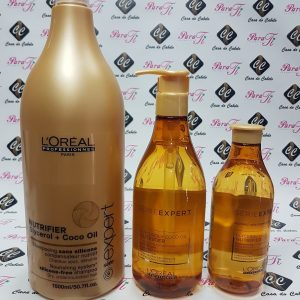 Nutrifier (Glycerol + Óleo de Coco) Shampoo 1500ml Loreal