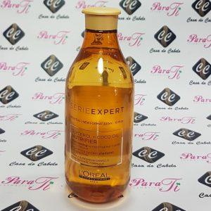 Nutrifier (Glycerol + Óleo de Coco) Shampoo 300ml Loreal