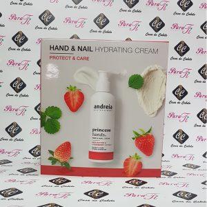 Creme Mãos Princess Hands 200ml Andreia